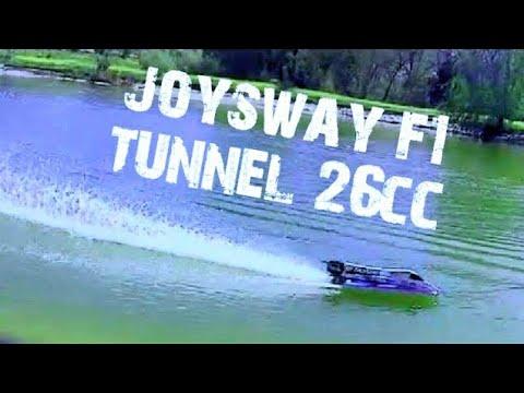 Joysway F1 tunnel. 26cc