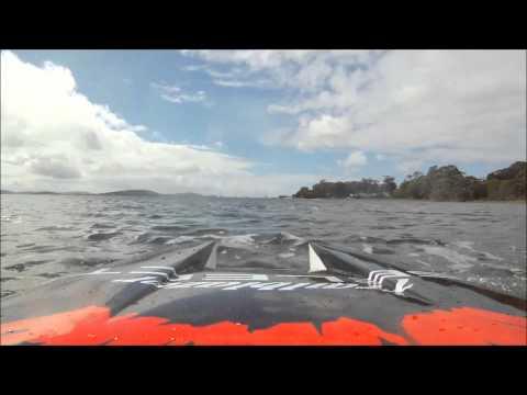 Vantex Trailblazer RC Petrol Boat