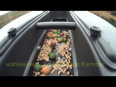 Carp Madness XXL offizielles Video Baitboat Futterboot